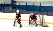 New Jersey High School Hockey Team Experiments with Two Goalies, Four Skates, Loses 10-0 (Pic)