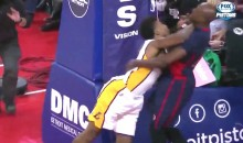 Nick Young Ejected For Giving Anthony Tolliver a Forearm to the Throat (Video)