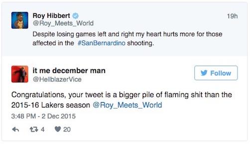 san bernardino shootings roy hibbert tweet 3