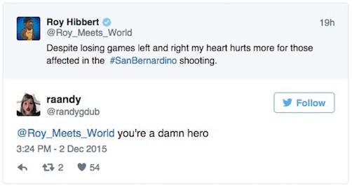 san bernardino shootings roy hibbert tweet 5