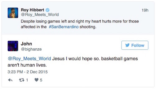 san bernardino shootings roy hibbert tweet 6