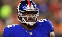 Giants Defensive Tackle Jay Bromley Accused of Raping Woman At Hotel