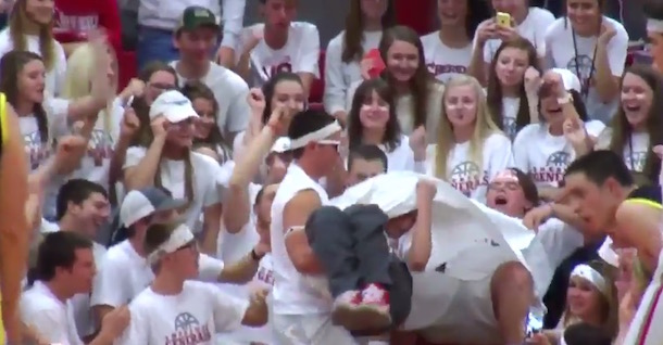 Baby Delivery Free Throw Distraction