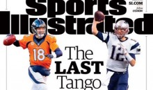 This Week's SI Cover Features Brady and Manning (Pic)