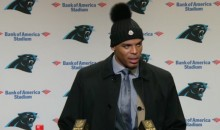 Cam Newton Says His Team Got 'Butt-Tight' During Second Half vs. Seahawks (Videos)