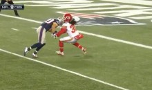 Danny Amendola Absolutely Destroyed a Chiefs Defender (Video)