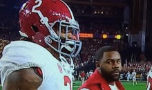 Mark Ingram Looks Tiny Next to Current Alabama RB Derrick Henry (Pic)