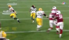 Eddy Lacy Spins and Rumbles His Way To a 61-Yard Gain (Video)