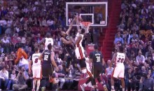 "Giannis Antetokounmpo Dunked All Over ""Block Master"" Hassan Whiteside (Video)"