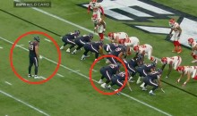 J.J. Watt Lines Up in Wild Cat With Vince Wilfork on Offensive Line (Pic + Video)