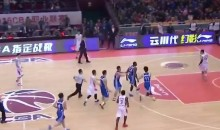 Angry Jason Maxiell Chases Chinese League Player Around the Court (Video)