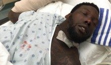 Jason Pierre-Paul Posts Instagram Photo of Blown-Up Hand From the Day After His Fireworks Accident (Pic)