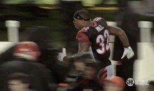 Watch Jeremy Hill's Reaction To Burfict and Jones' Penalties Following His Fumble (Video)