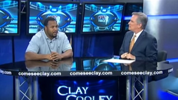 Jeremy Mincey talks Greg Hardy