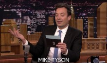 Jimmy Fallon's Mike Tyson Impersonation is Pretty Great (Video)