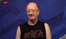 John Clayton Wears Slayer Tank-Top During ESPN Interview (Video)