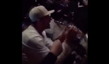 New Snapchat Footage Shows Johnny Manziel Partying at a Dallas Bar (Video)