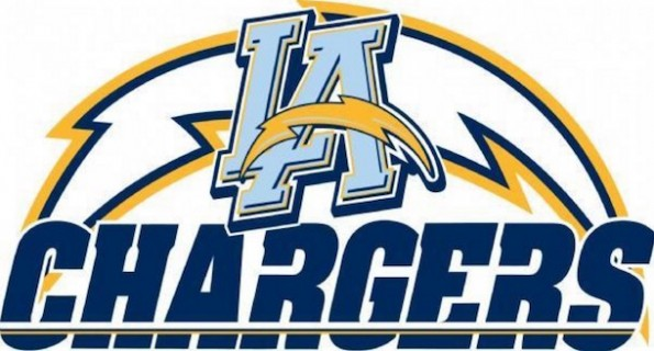 San Diego Chargers Have Filed For Quot Los Angeles Chargers