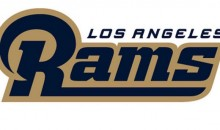Los Angeles Rams Unveil Logo (Pic)