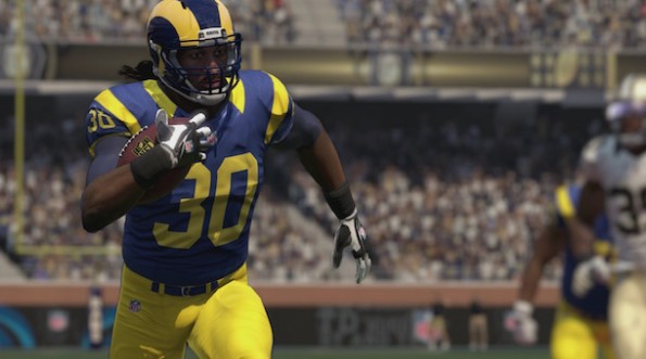 Los Angeles Rams Madden 16
