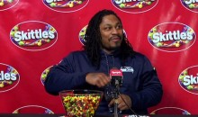 Marshawn Lynch Reveals All During Possible Retirement Press Conference