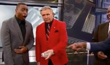 Mike Ditka Pulls Giant Wad of Cash From His Pocket on Live TV (Video)