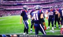 Mike Tirico Makes Johnny Manziel Wise Crack During Texans-Chiefs Game (Video)