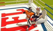 There's a Taiwanese Animation News Story About the Broncos-Patriots Game (Video)