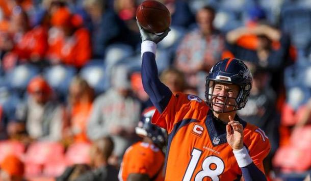 Peyton Manning regain starting job