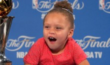 29-Year-Old Man Named Riley Curry Says People Tweet Horrible Things To Him Thinking He's Curry's Daughter