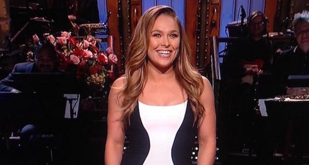 Ronda Rousey SNL