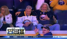 Ryan Brothers Take In Buffalo Sabres Game (Pic)