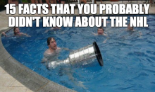 15 Facts That You Probably Didn't Know About the NHL (Video)