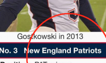 Stephen Gostkowski Gets A Hilarious Position Wikipedia Update (PIC)