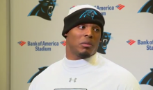 Cam Newton On How Being A Black QB Scares People (Video)