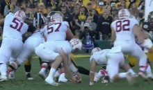 Stanford Fakes Fumble, Scores 31-Yard TD at Rose Bowl (Video)