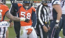 Von Miller Celebrates Sack With Crotch-Grabbing Dance (Video)