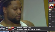 Vontaze Burfict Gives Marshawn Lynch-Like Post-Game Interview (Video)