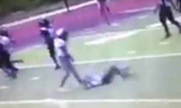 Youth Football Fight