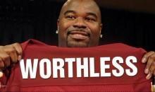 """Albert Haynesworth: 'Redskins Fans Are The Nastiest I've Met""""; Skins Fans Fire Back"""