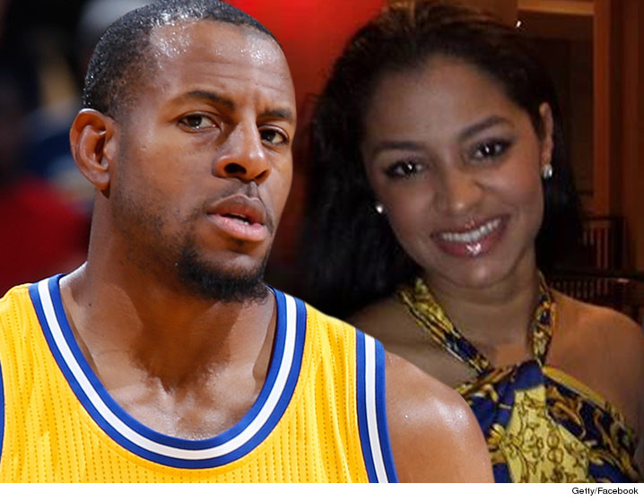 Andre Iguodala S Ex Girlfriend Clayanna Warthen Wants 58k