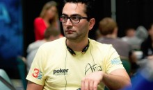 Poker Player Antonio Esfandiari Disqualified for Peeing In Bottle Under Table, Which Apparently Is Frowned Upon