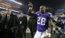 "Adrian Peterson: ""…There's Not Many Fathers Better Than Me"""