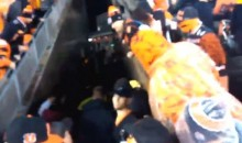 Things Got Ugly In Paul Brown Stadium During Bengals-Steelers (Video)