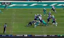 Tom Brady Limps Off Field After Getting Hit Low By Ndamukong Suh [VIDEO]
