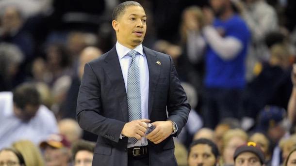 cavaliers coach tyronn lue all-star game
