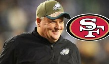 Chip Kelly Has Interest In Destroying 49ers Franchise Even More As A Head Coach