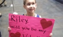 Riley Curry Is Now Getting Valentine's Requests from Little Boys (Pic)