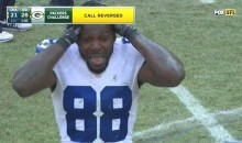 After Controversial Fitzgerald Catch, Dez Bryant Lets Everyone Know He Caught It Too