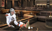 Johnny Manziel Spotted Getting Wine After GM & Coach Were Fired (PIC)